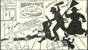 Vintage Pest Control Ad