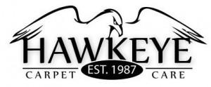 Hawkeye Carpet black and white